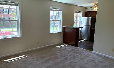 Living Room, 3824 V St SE, 2