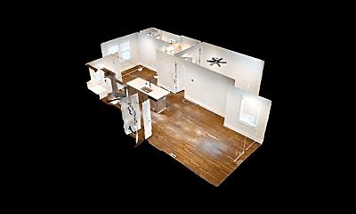 Living Room, 4311 Roanoke Pkwy, 2