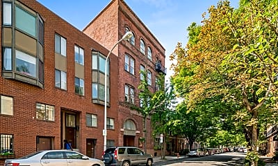 Building, 1720 Lombard St 106, 1