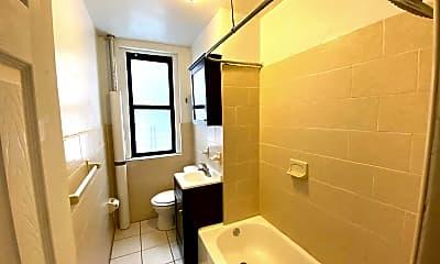 Bathroom, 550 W 146th St 12, 2