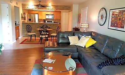 Living Room, 7777 E Main St 304, 1