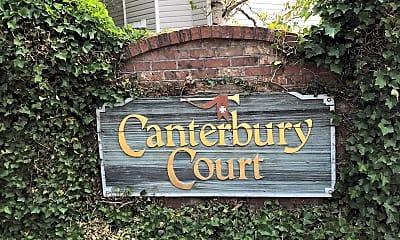 Canterbury Court Apartments, 1
