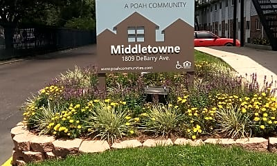 Middletowne Apartments, 1