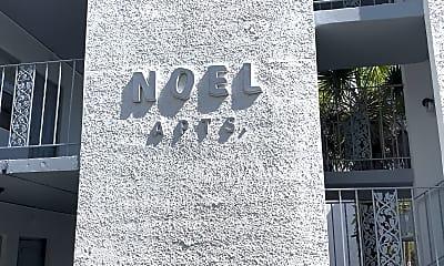 Noel Apartments, 1