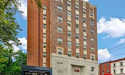 Building, Tioga Luxury Apartments, 0