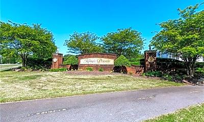 Community Signage, 2404 Leytonstone Dr, 2
