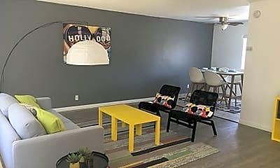 Living Room, 630 N Cerritos Ave, 1