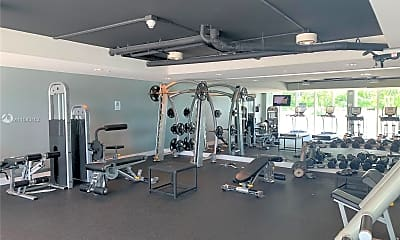 Fitness Weight Room, 1861 NW S River Dr 6, 2