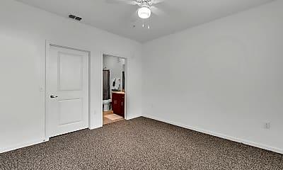 Bedroom, Central Landings Senior Living, 2