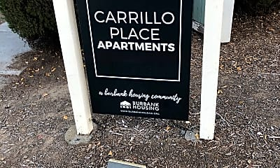 Carrillo Place, 1