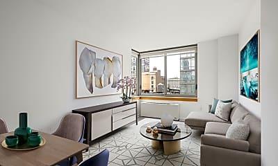 Living Room, 35 W 33rd St 19-D, 1