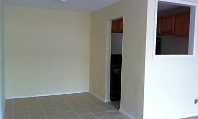 Dining Room, Straight Street Apartments, 2