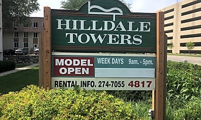 Hilldale Towers Apartments, 1