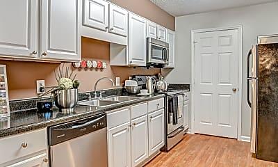 Kitchen, Azalea Park at Sandy Springs, 1