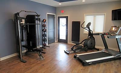 Fitness Weight Room, 950 S 69th St, 1