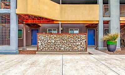 Building, The Q @ Vassar North, 1