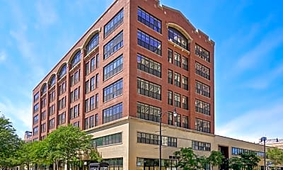 Building, 2036 S Michigan Avenue, 0