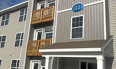 Building, 1223 Tulip St 411, 1