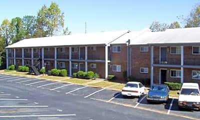 Westhampton Court Apartments, 1