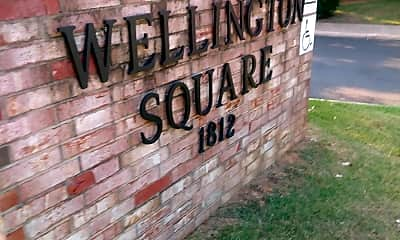 Wellington Square Apartments, 1