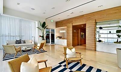 Living Room, 401 N Birch Rd 706, 1