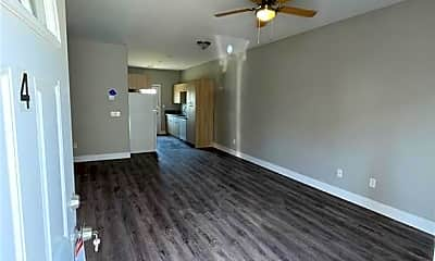 Living Room, 1461 Ogallala St 1, 1
