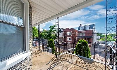 Patio / Deck, 269 Parker St 2, 1