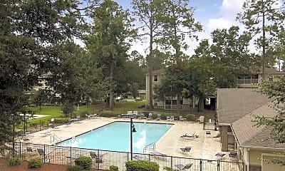 Pool, Cricket Club II, 0