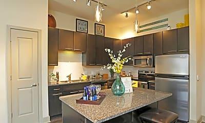 Kitchen, Dunhill Design District, 1