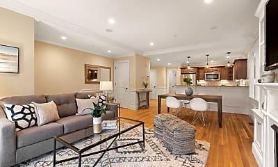 Living Room, 217 M St, 0
