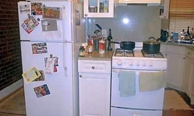 Kitchen, 105 Charles St, 1