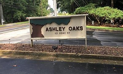 Ashley Oaks Apartments, 1
