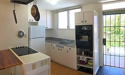 Kitchen, 1505 Kewalo St, 1