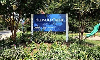 Henson Creek Manor, 1