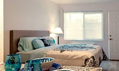 Living Room, Millennium Flats, 1