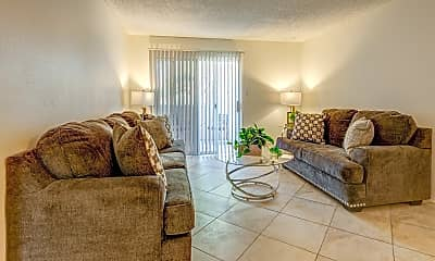 Living Room, Mission Springs, 1