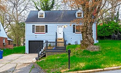 Building, 5606 Shawnee Dr, 1