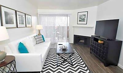 Living Room, Tierrasanta Ridge, 1