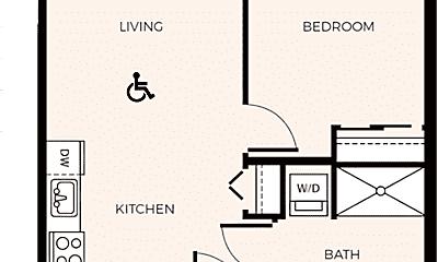 Kitchen, 3720 196th St SW, 2