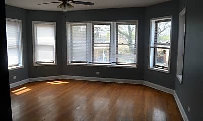 Living Room, 7745 S Marshfield Ave 2, 1