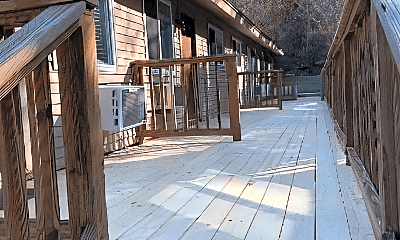 Patio / Deck, 7700 Indian Trail, 2