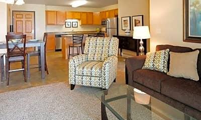 Living Room, 3400-3414 11th St. SE/1111 37th Ave. SE, 1