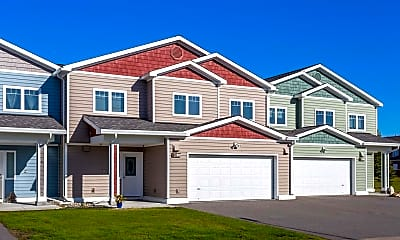 Building, Corvias Military Living- Eielson AFB, 0