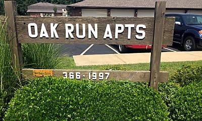 Oak Run Apartments, 1