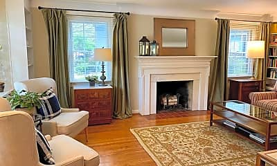 Living Room, 4016 Rowan Hill Dr, 1
