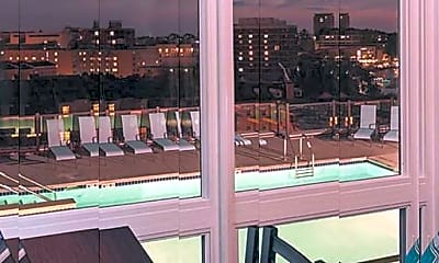 Pool, The Waterfront Apartments, 2