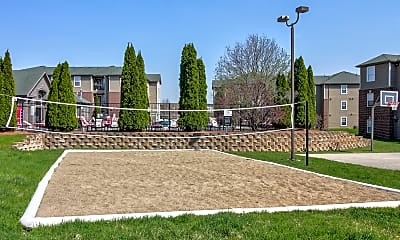 Recreation Area, The Madison - Per Bed Lease, 1