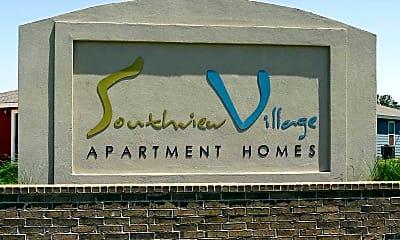 Community Signage, Southview Village Apartment Homes, 2
