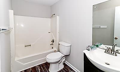 Bathroom, 670 Paul St, 1