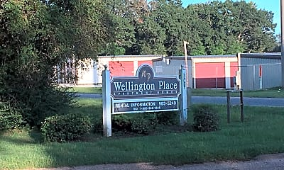Wellington Place Apartments, 1